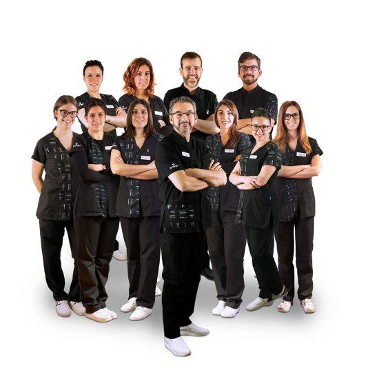Grupo dentistas Gurpegui CED