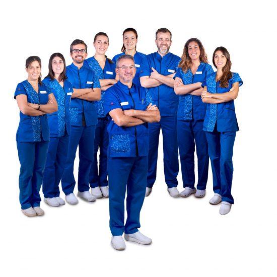 Grupo dentistas