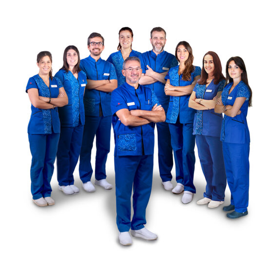Grupo dentistas 2021